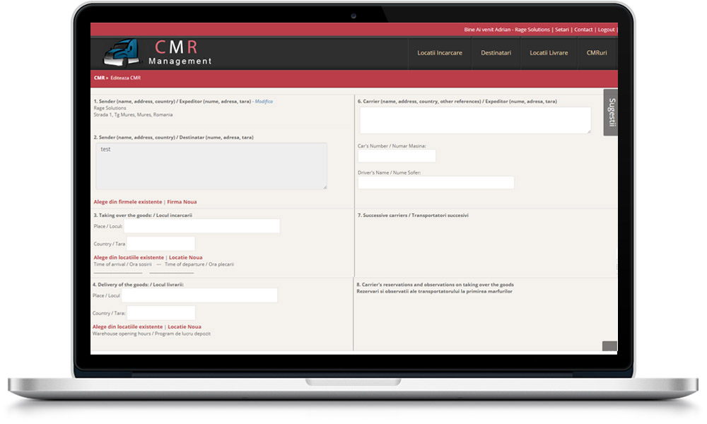 CMR Management 2.0